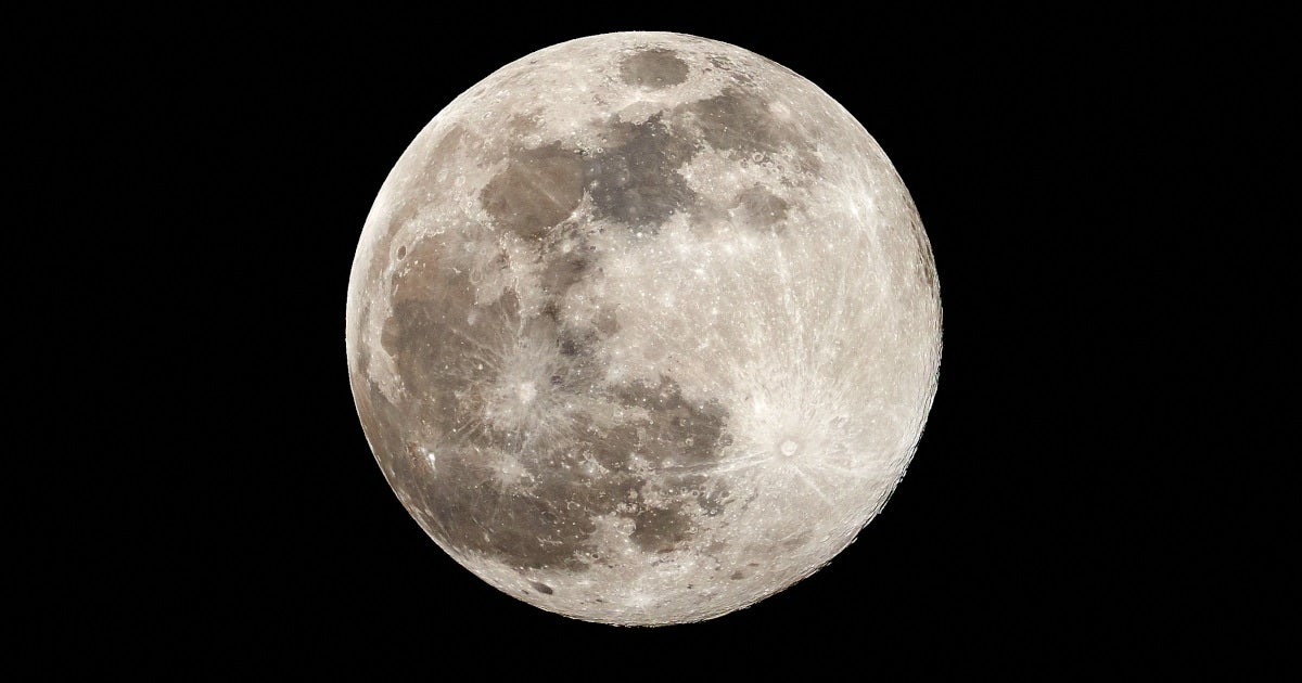 full moon getty images