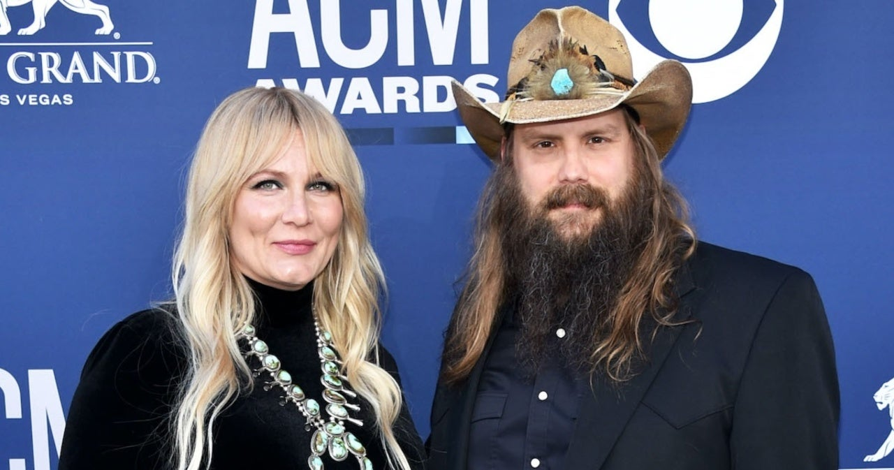 Chris Stapleton and Wife Morgane Donate $10,000 to Family Who Lost Infant Twins in Tennessee Floods.jpg