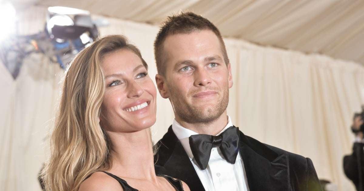Gisele Bundchen Tom Brady 44th birthday message