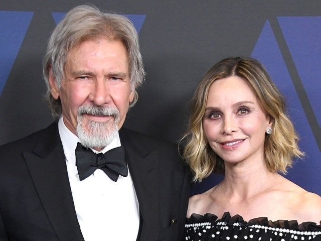 Harrison Ford and Calista Flockhart Make Rare Appearance Together