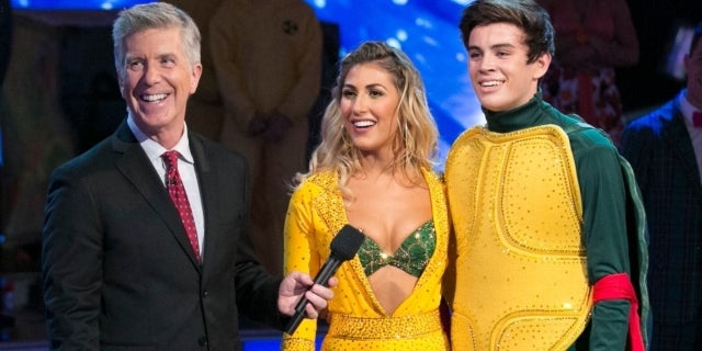 hayes grier dancing with the stars getty images abc