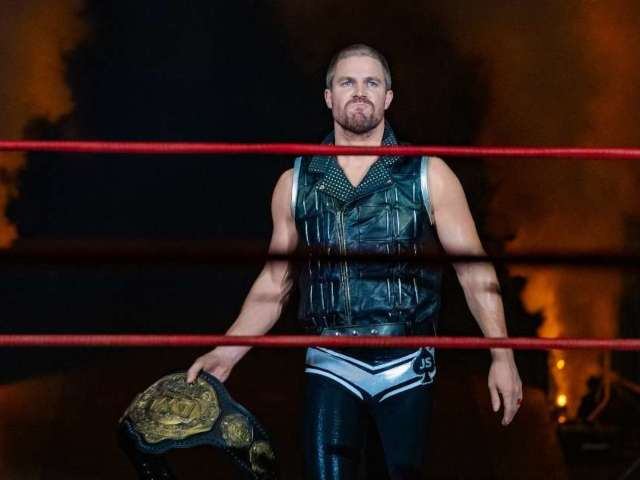 'Heels': Stephen Amell Details How Cody Rhodes Helped Him Prepare for Pro Wrestling Series