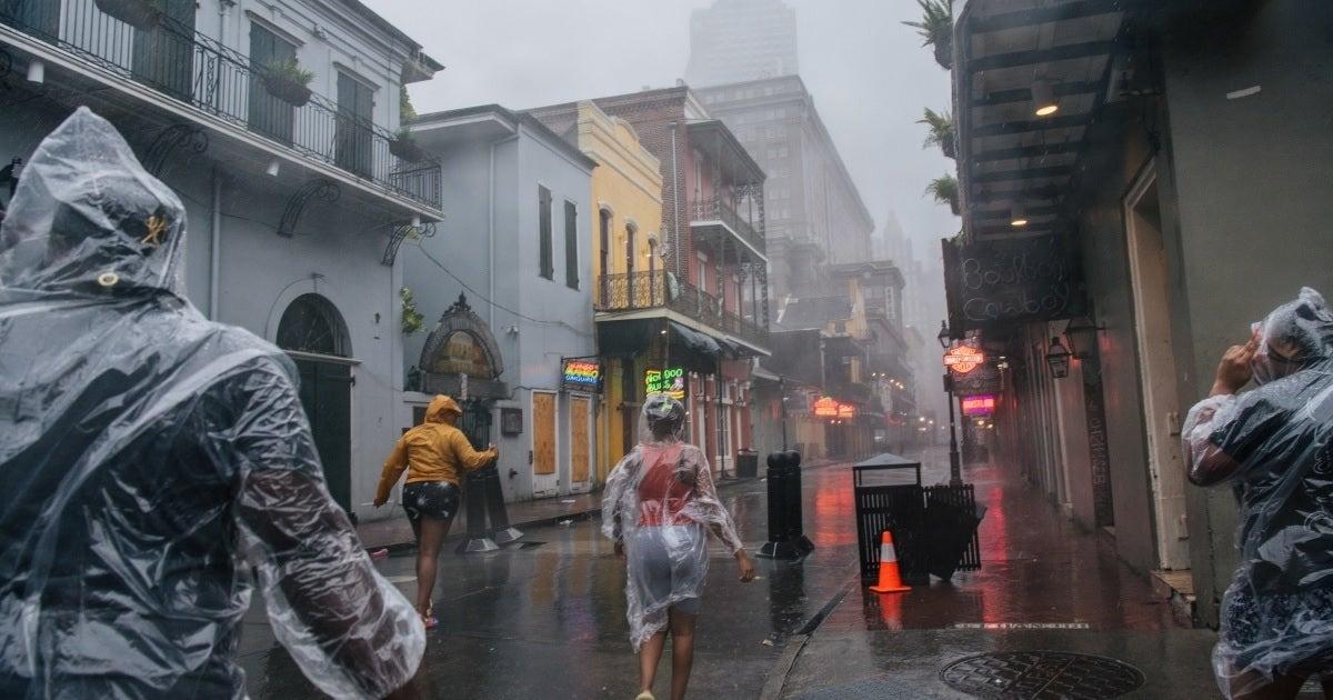 hurricane ida getty images 2