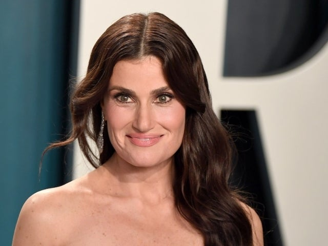 Idina Menzel Talks Putting Her Own Spin on 'Cinderella' Stepmother, Working With Camila Cabello (Exclusive)