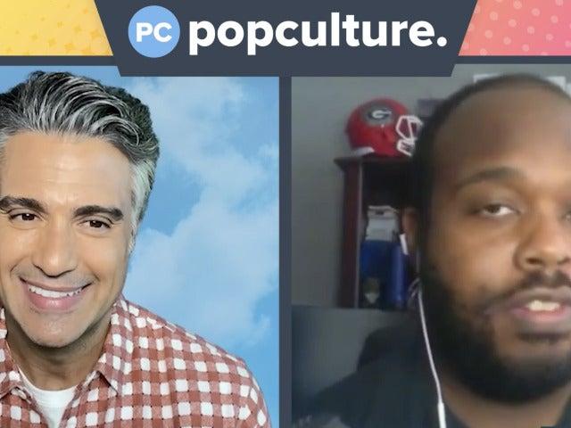 Jaime Camil Talks Schmigadoon! - Exclusive Popculture.com Interview