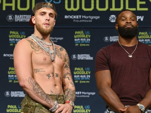 Jake Paul vs Tyron Woodley Fight: Time, Channel and How to Watch