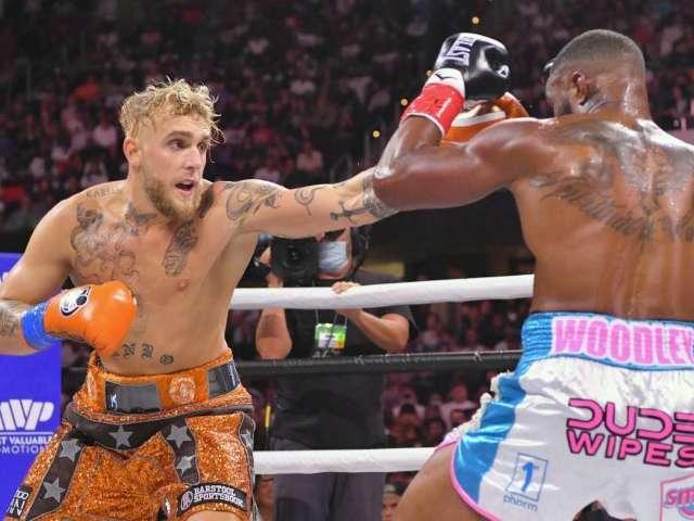 Jake Paul's Win in Fight vs. Tyron Woodley Leads to Wild Reactions on Social Media