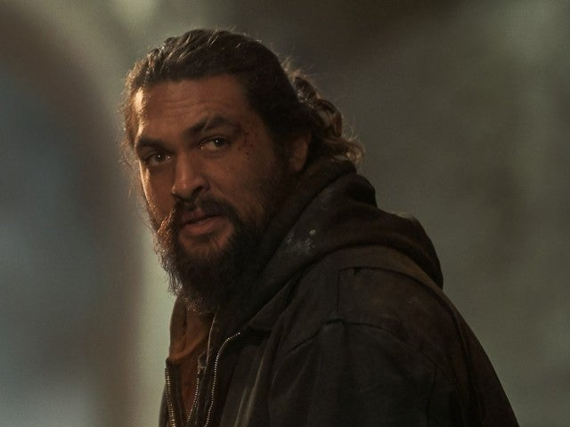 Jason Momoa's First Netflix Movie Skyrockets Straight to No. 1 After Debut