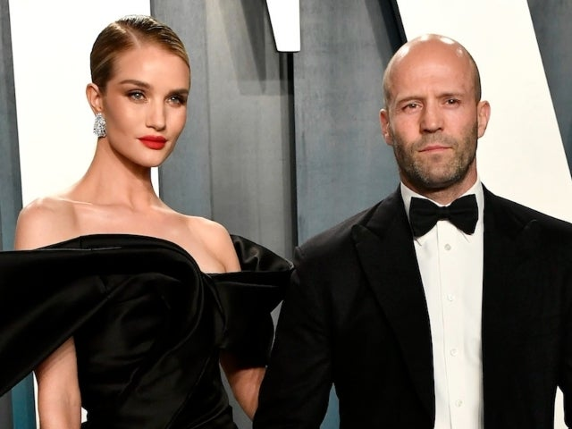 Rosie Huntington Whiteley Pregnant With Second Child With 'Fast and Furious' Star Jason Statham