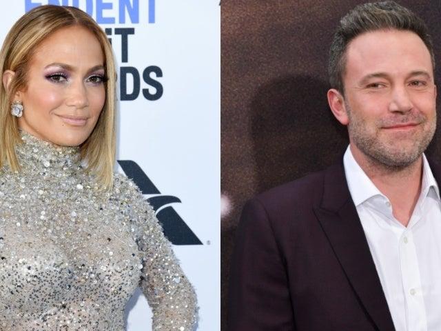 Ben Affleck Spotted Browsing Jewelry at Tiffany's Amid Jennifer Lopez Reunion