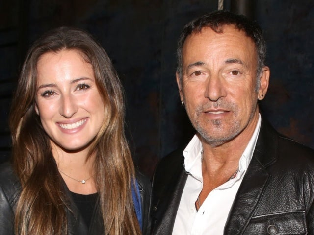 Bruce Springsteen's Daughter Is Officially an Olympic Medal Winner