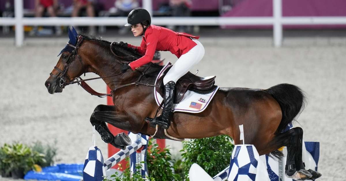 Jessica Springsteen meet Bruce Springsteen daughter Olympic medal winner