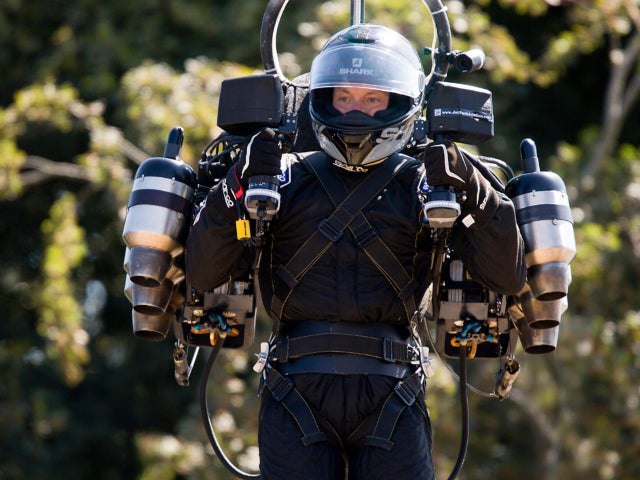 Reported Jetpack Man Returns to Air Around LAX After Sightings One Year Prior