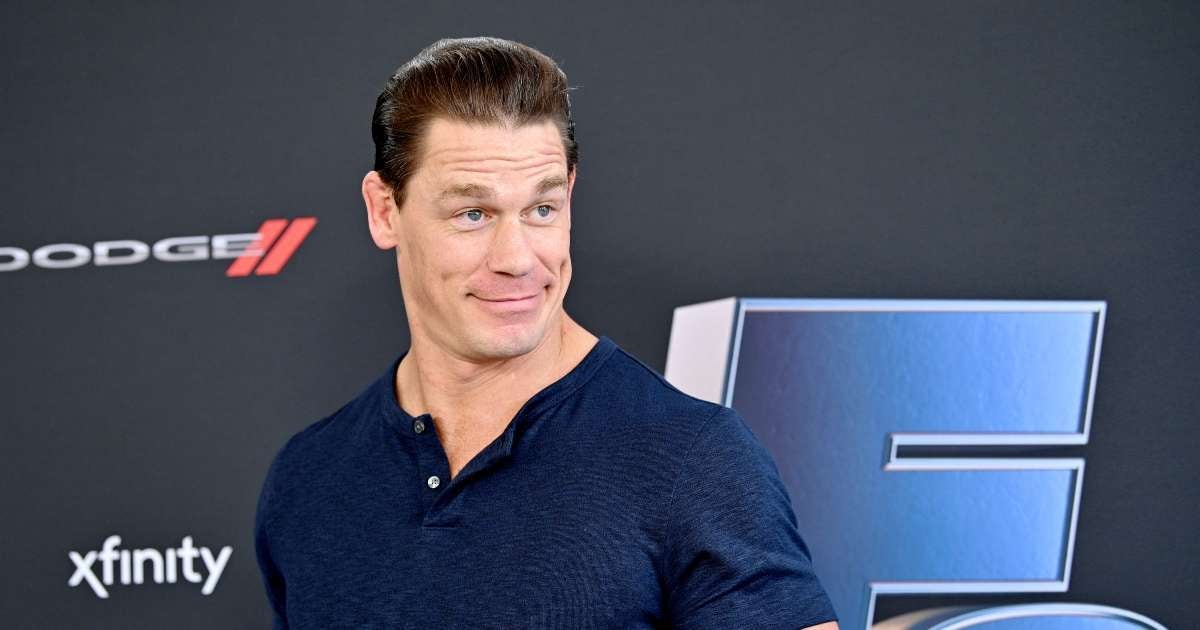 John Cena stop competing WWE
