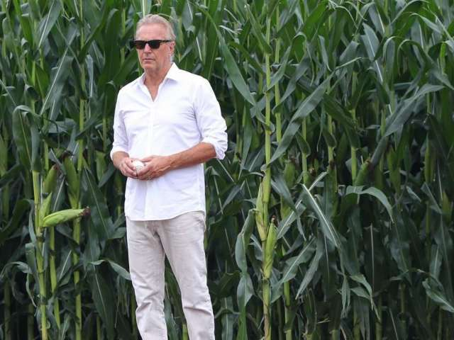 Kevin Costner's 'Field of Dreams' Has Fans Ravenous, Streaming Film in Droves After MLB Tribute Game