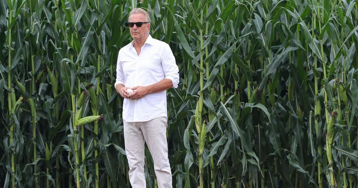 Kevin Costner Field of Dreams fans ravenous streaming film dream MLB game
