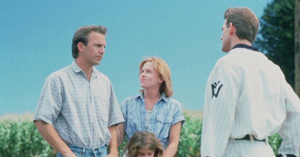 Kevin Costner Field of Dreams reunits with dad Dwier Brown