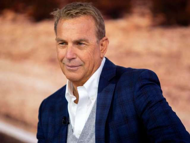 Kevin Costner Returns to 'Field of Dreams' Location for First MLB Game in Iowa