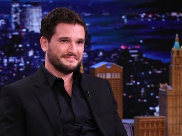 'Game of Thrones' Star Kit Harington Fulfills Jimmy Fallon's Wish on the 'Tonight Show'