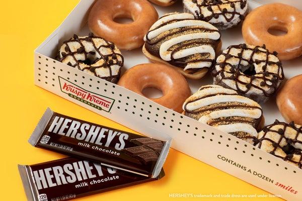 krispy-kreme-smore-doughnut-collection