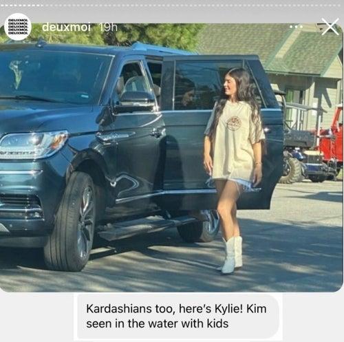 Kylie Jenner Deux Moi