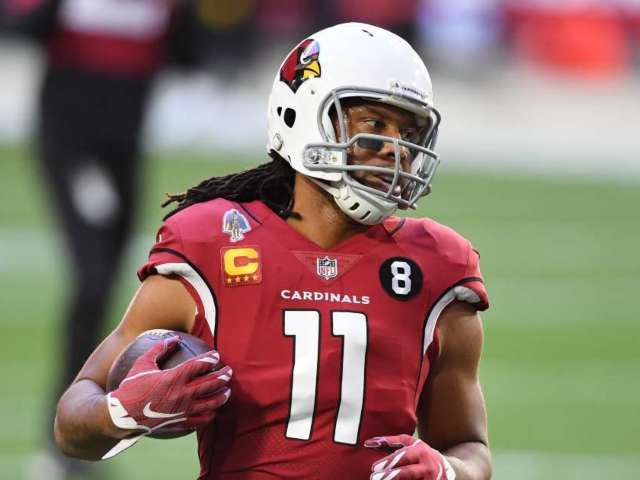 Larry Fitzgerald Teases Retirment After 17-Year NFL Career