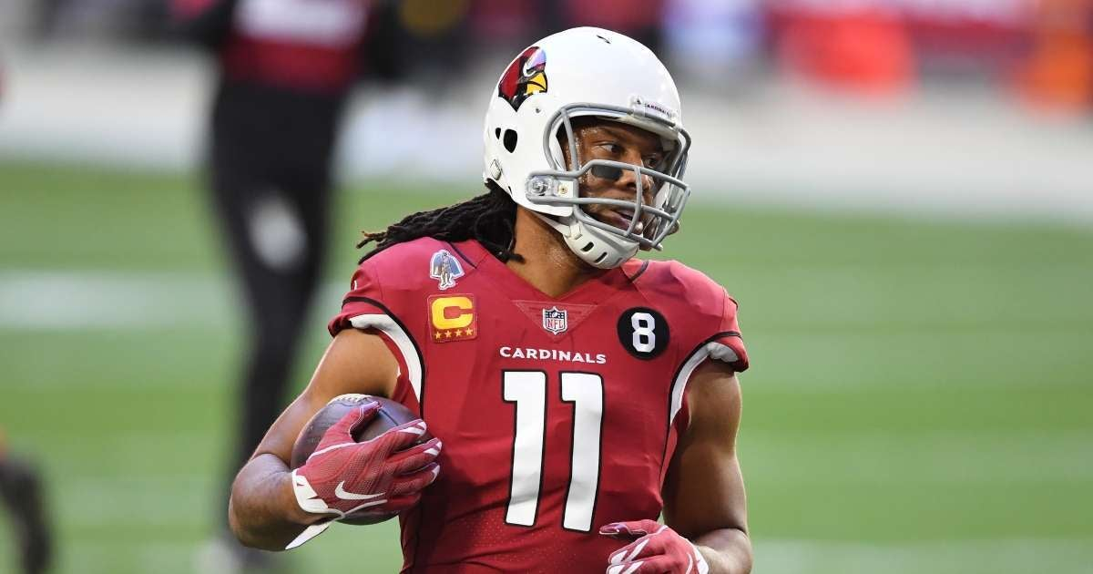 Larry Fitzgerald teases retirement 17 year NFL career