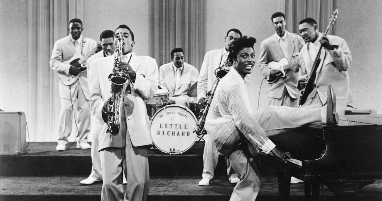 Charles Connor, Drummer Who Played With Little Richard and Sam Cooke, Dead at 86.jpg