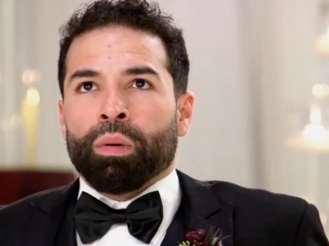'Married at First Sight' Couple Jose and Rachel Battle Nerves Meeting for the First Time in Exclusive Sneak Peek