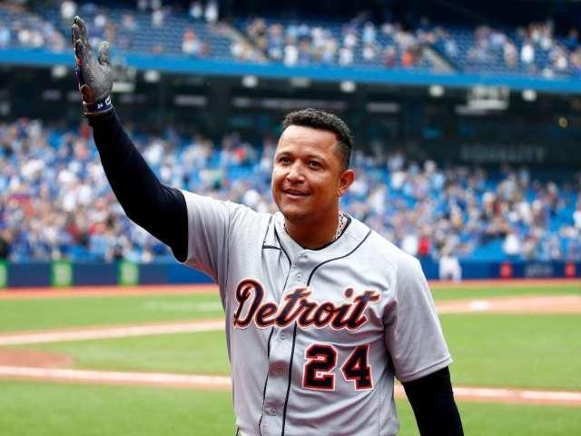 Tigers' Miguel Cabrera Reaches Historic Home Run Milestone