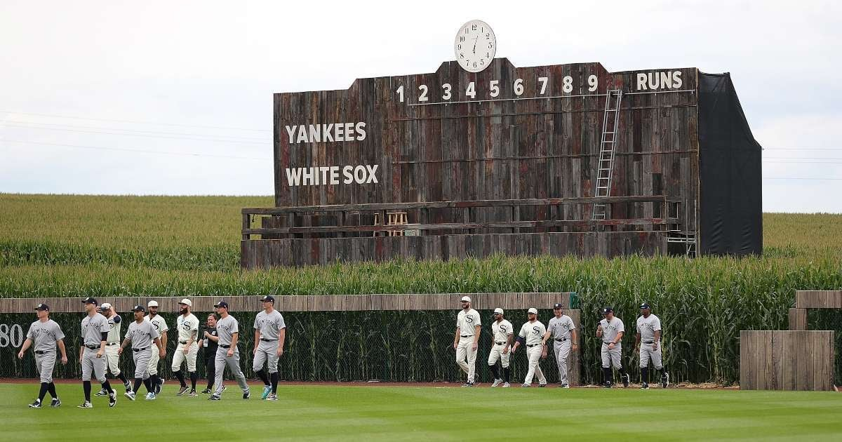MLB Field of Dreams game 2022 makes decision Reds Cubs