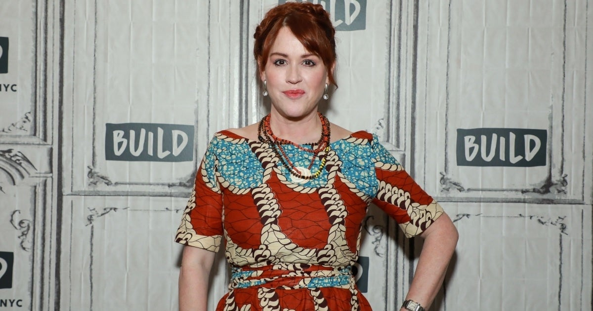 molly ringwald getty images