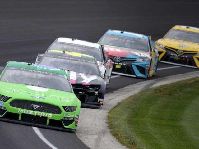 NASCAR Drivers Not Too Happy Over Drastic Brickyard Race Change