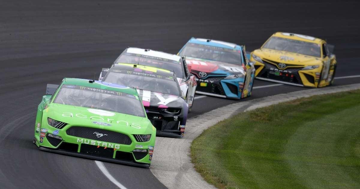 NASCAR Drivers not happy drastic Brickyard change