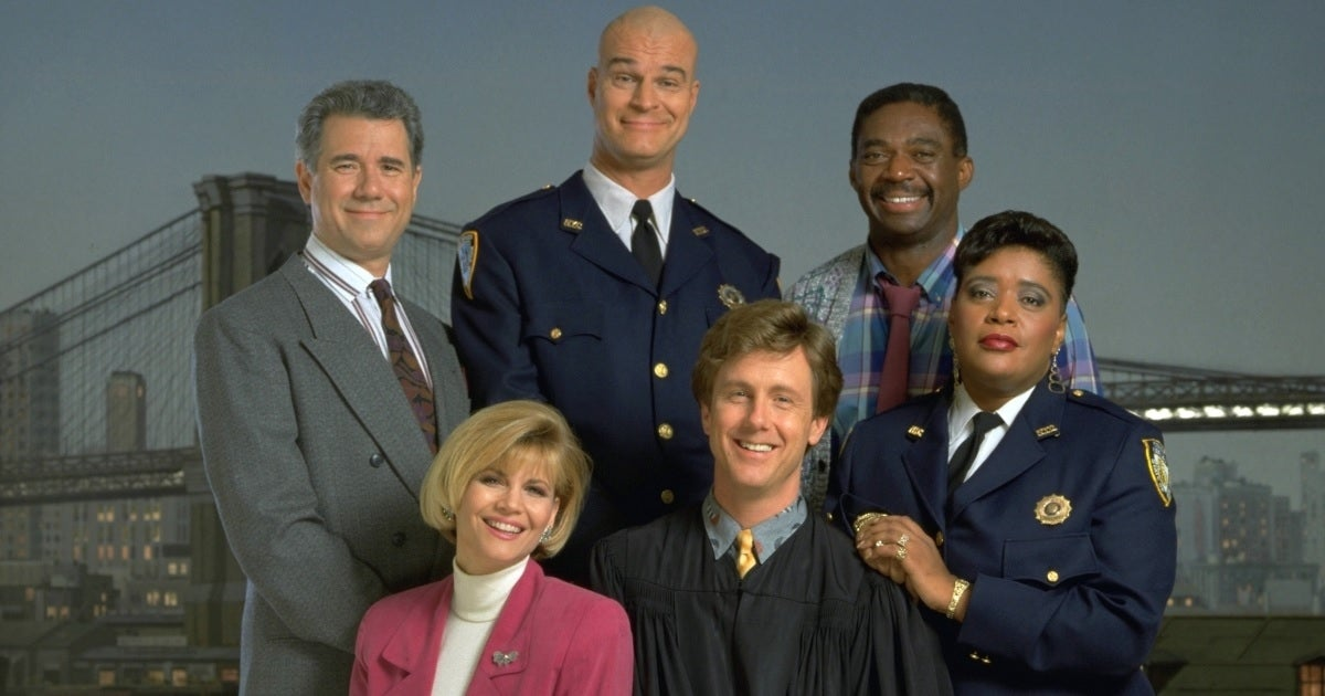 night court cast getty images
