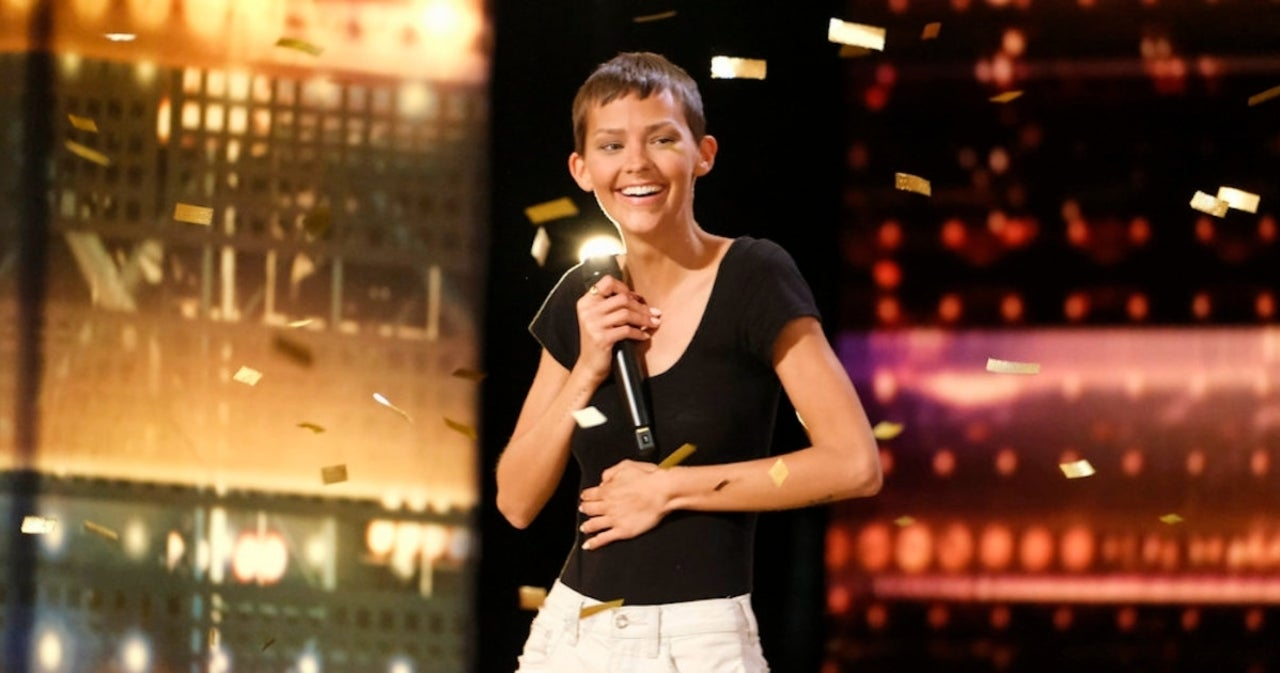 'America's Got Talent' Contestant Who Quit Due to Cancer Diagnosis Gives Health Update.jpg