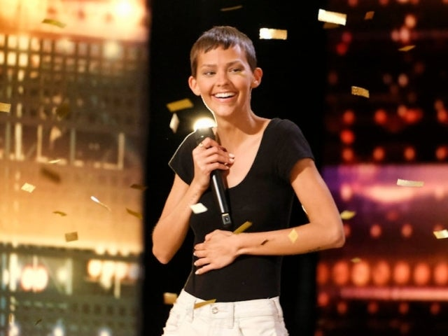 'America's Got Talent': Simon Cowell Gets Emotional Speaking to Singer Nightbirde About Her Cancer Battle