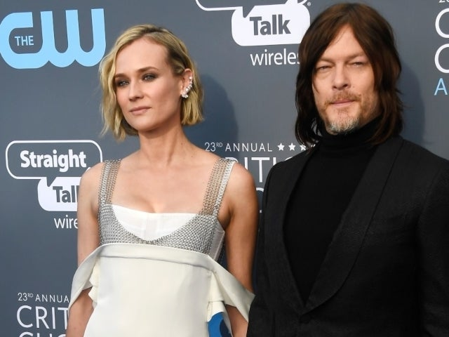 Norman Reedus Engaged to Diane Kruger After Lengthy Romance