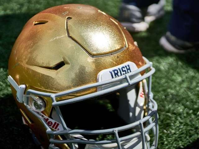 Notre Dame Breaks NBC Broadcast Tradition With Home Opener Streaming Exclusively on Peacock