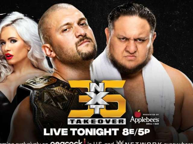 NXT TakeOver 36: Time, Channel and How to Watch