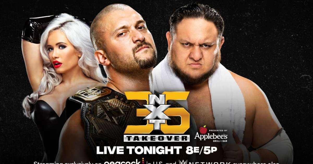 NXT TakeOver 36 Time Channel how to watch