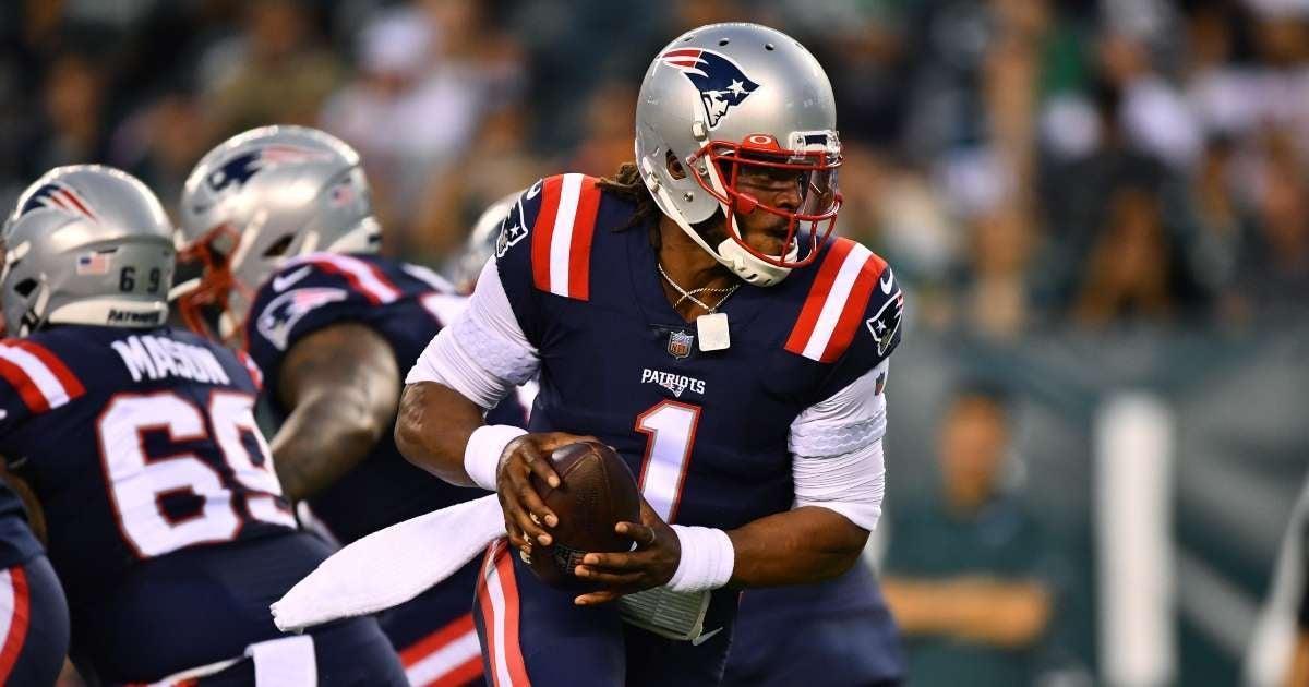 Patriots Cut Cam Newton Mac Jones 2021 Season