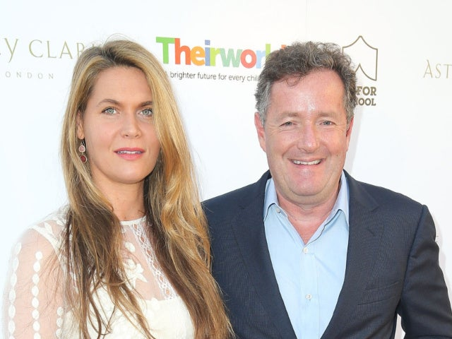 Piers Morgan's Wife Goes After Meghan Markle