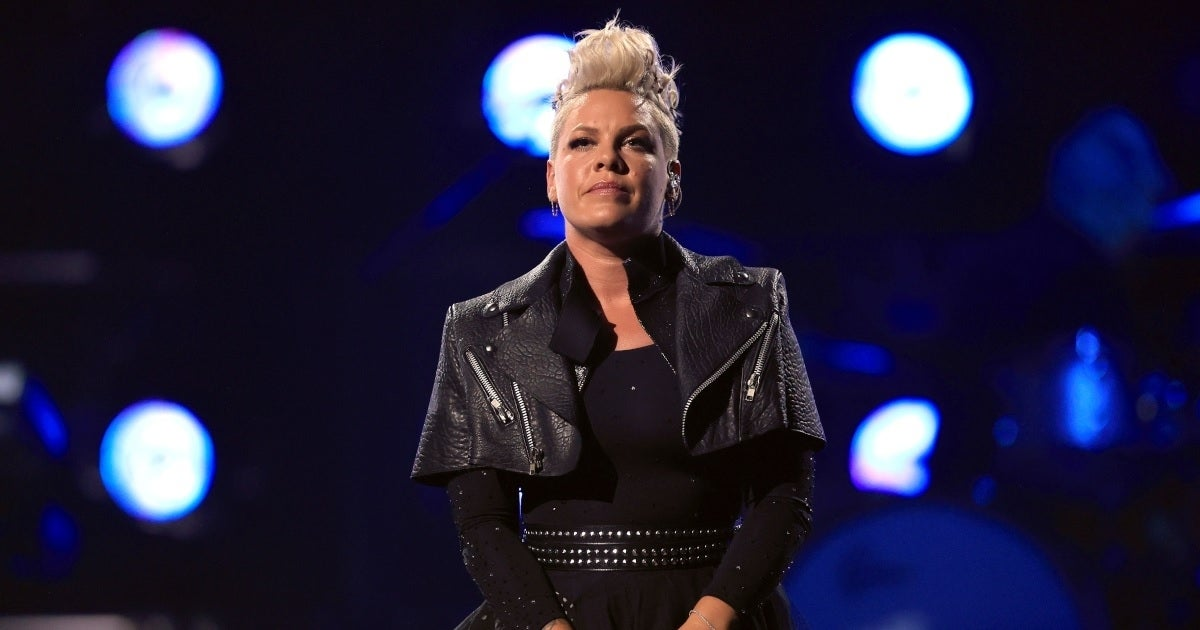 pink getty images