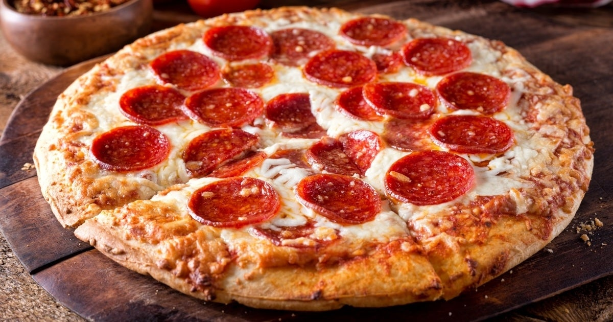 pizza getty images