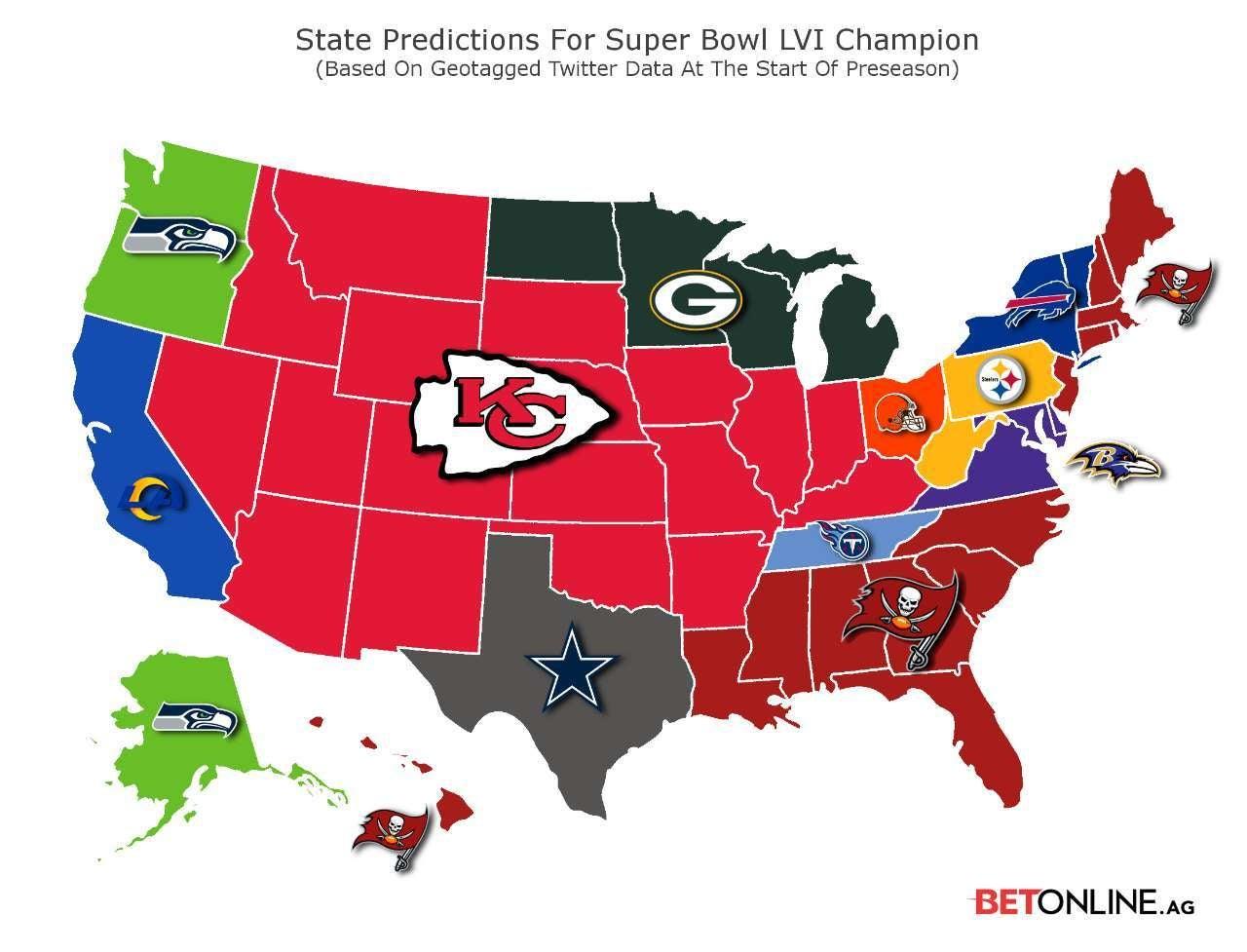 preseason state super bowl lvi predictions logo