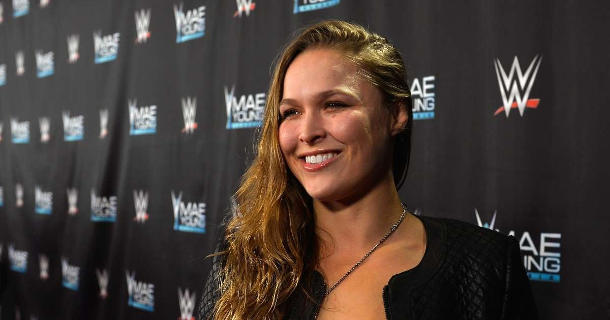 Ronda Rousey Rips WWE fans blames Bray Wyatt release