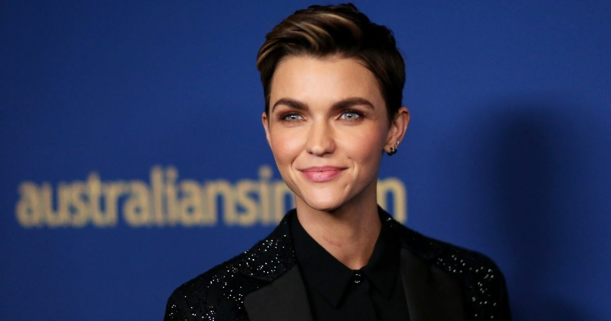 ruby rose getty images