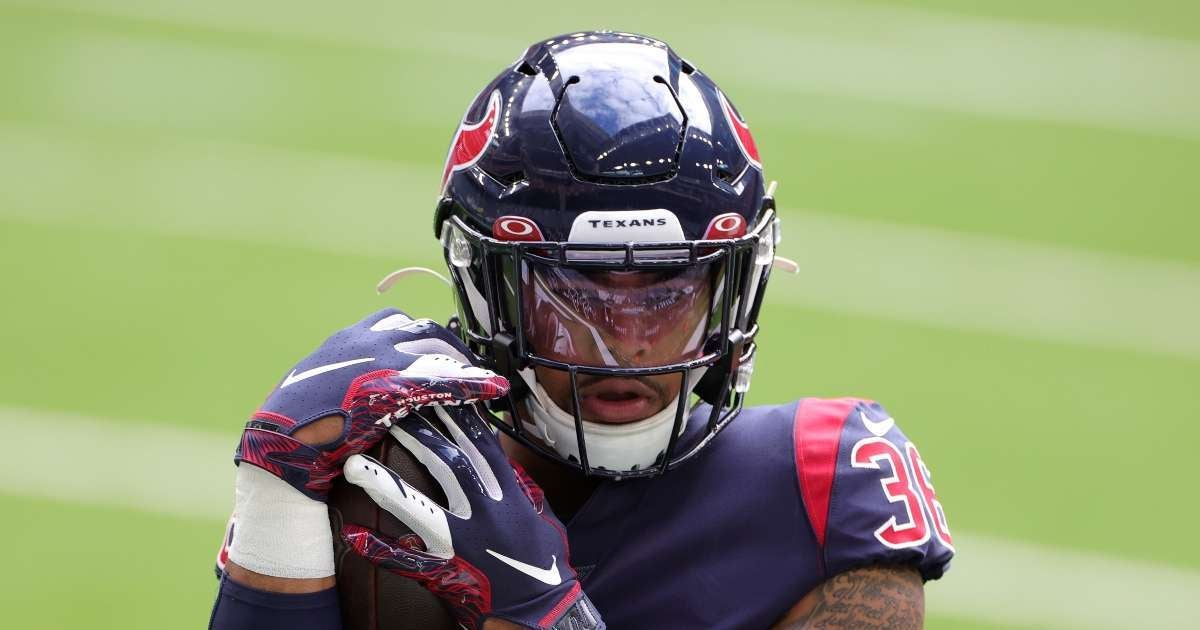 Simone Biles boyfirend Jonathan Owens cut Houston Texans