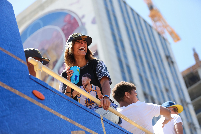 Sonya Curry divorce fires back